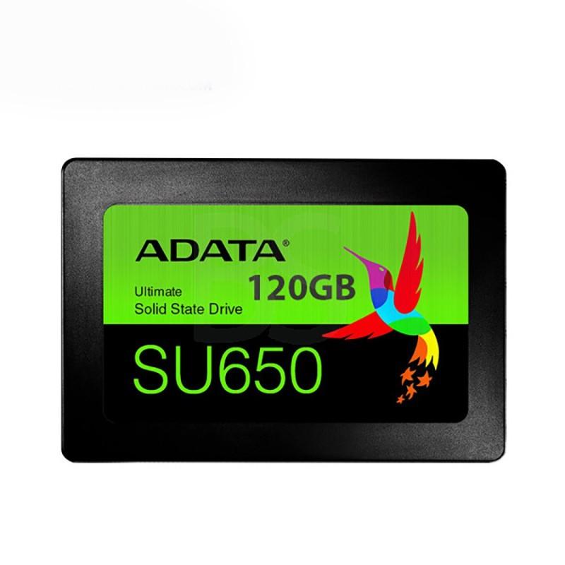 حافظه SSD مدل SU650 برند ADATA ظرفیت 120 گیگ