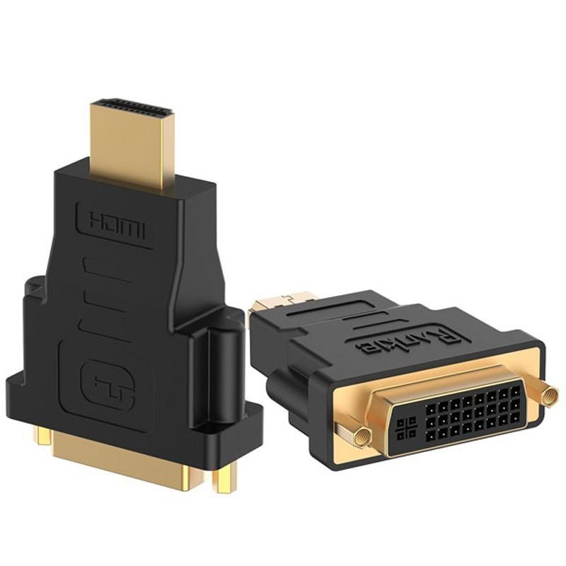 تبدیل HDMI نر به DVI ماده