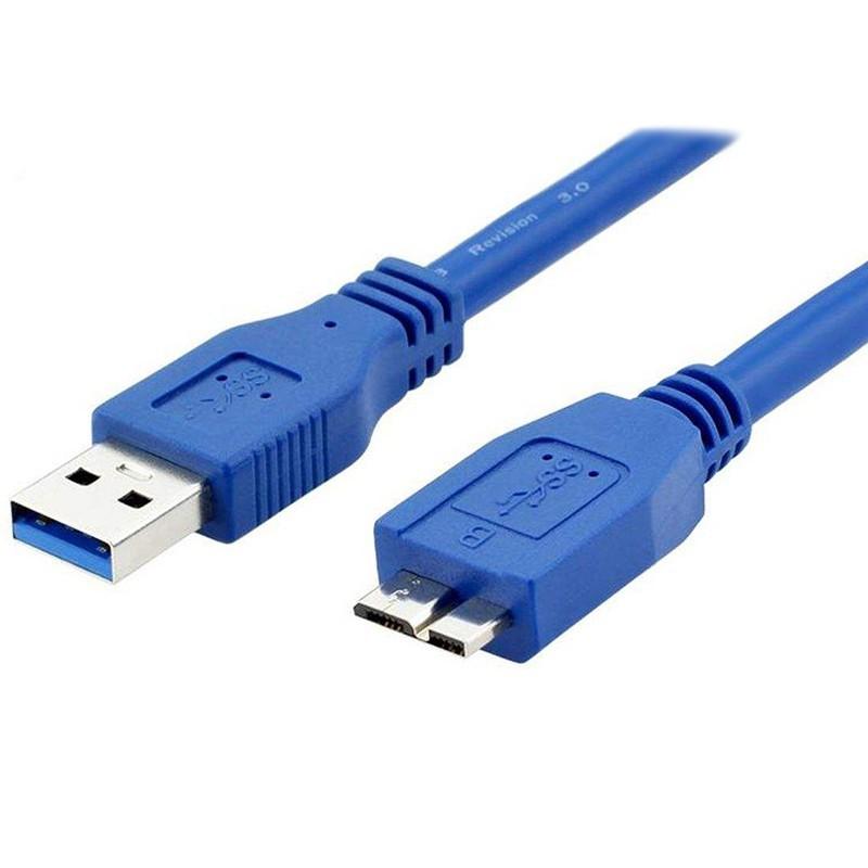 کابل میکرو USB3.0 هارداکسترنال کی نت 1 متر