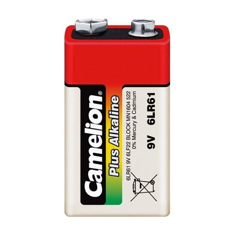 باتری کتابی 9 ولت کملیون آلکالاین