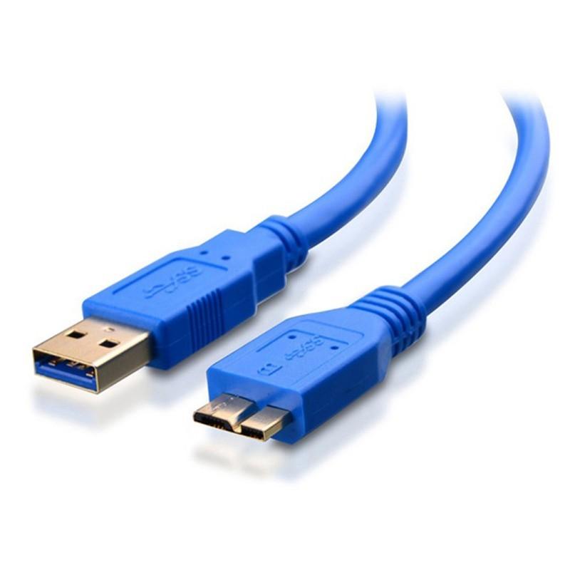کابل میکرو USB3.0 هارداکسترنال 50 سانت