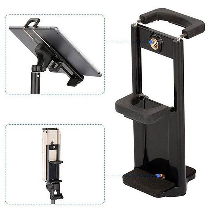 گیره نگهدارنده موبایل برای مونوپاد و سه پایه