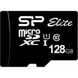مموری میکرو 128 گیگ سیلیکون پاور کلاس 10 ELITE