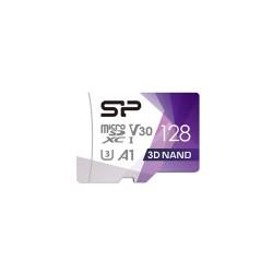 مموری میکرو 128 گیگ سیلیکون پاور مدل SUER RIOR کلاس USB3 10