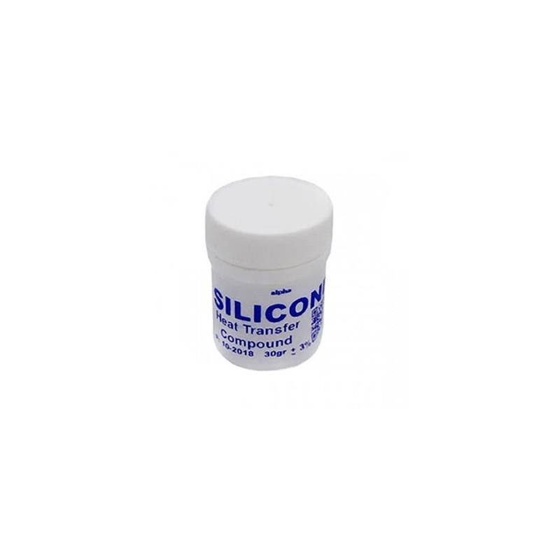 خمیر سیلیکون 30 گرمی آلفا