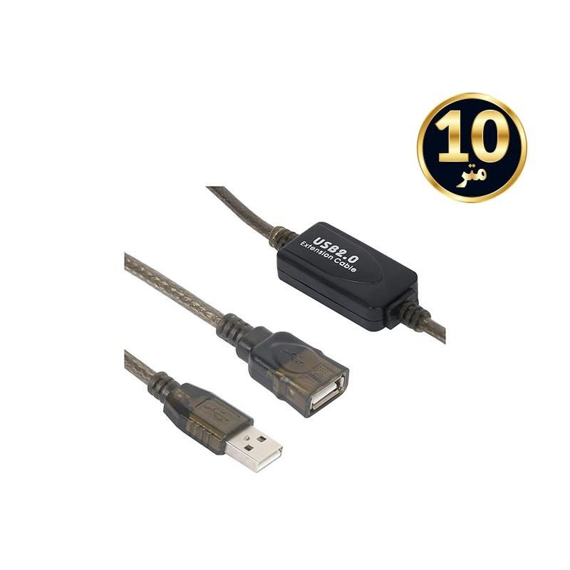 افزایش USB ریپیتر دار 10متری