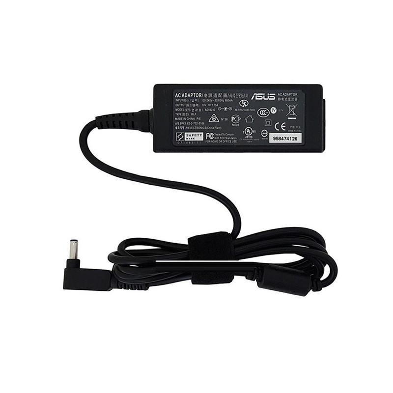 شارژ لپ تاپ ASUS زنبوکی سر درشت اورجینال 19 ولت 2.37 آمپر