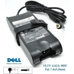 آداپتور لپ تاپ دل اورجینال 19.5V 4.62A ضخیم