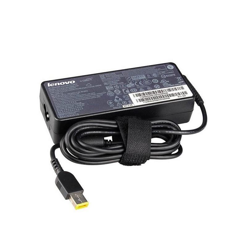 آداپتور لپ تاپ LENOVO اورجینال سر یو اس بی 20 ولت 4.5 آمپر