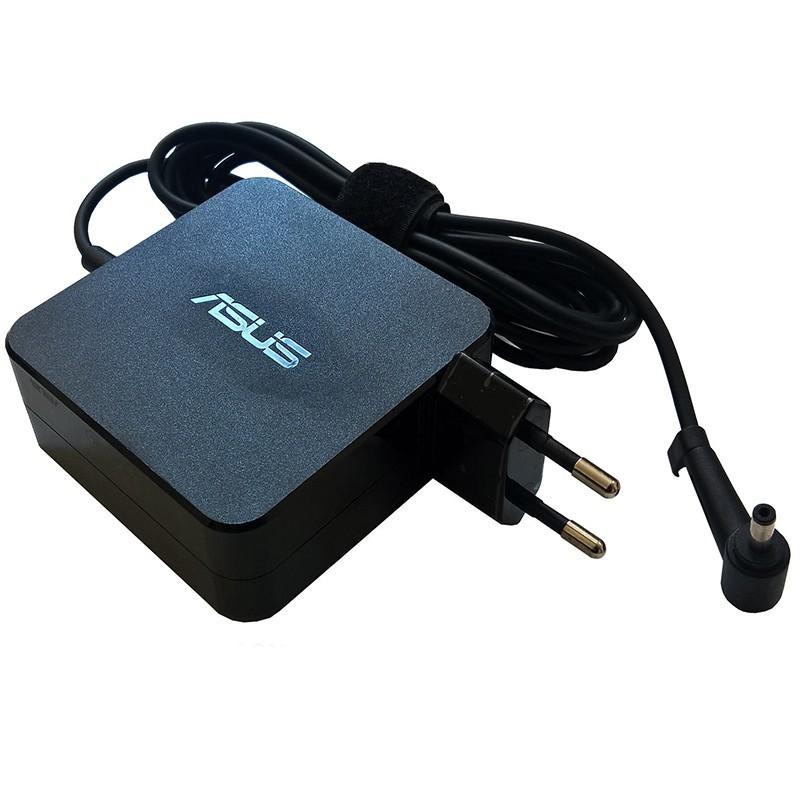 آداپتور لپ تاپ ایسوس 19V 3.42A سر زنبوکی درشت K556سری
