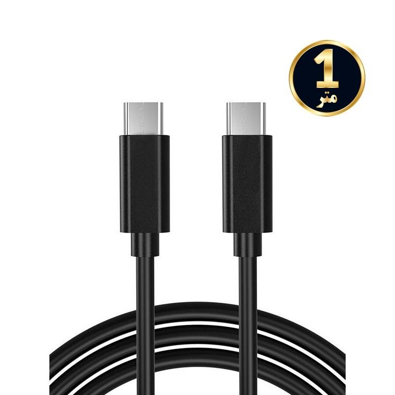 کابل کی نت پلاس Type C usb 3.1 به Type C USB 3.1 طول 1متر