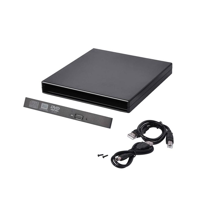 باکس DVD رایتر لپ تاپ ضخیم 12.5میل