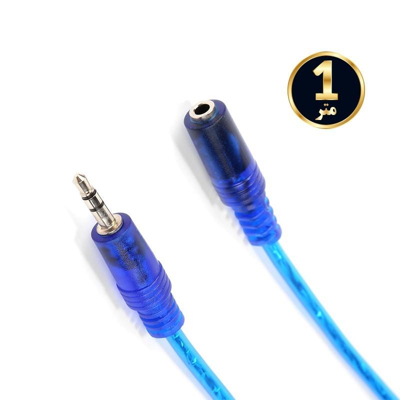کابل افزایش صدا AUX طول 1 متر برند SKY7