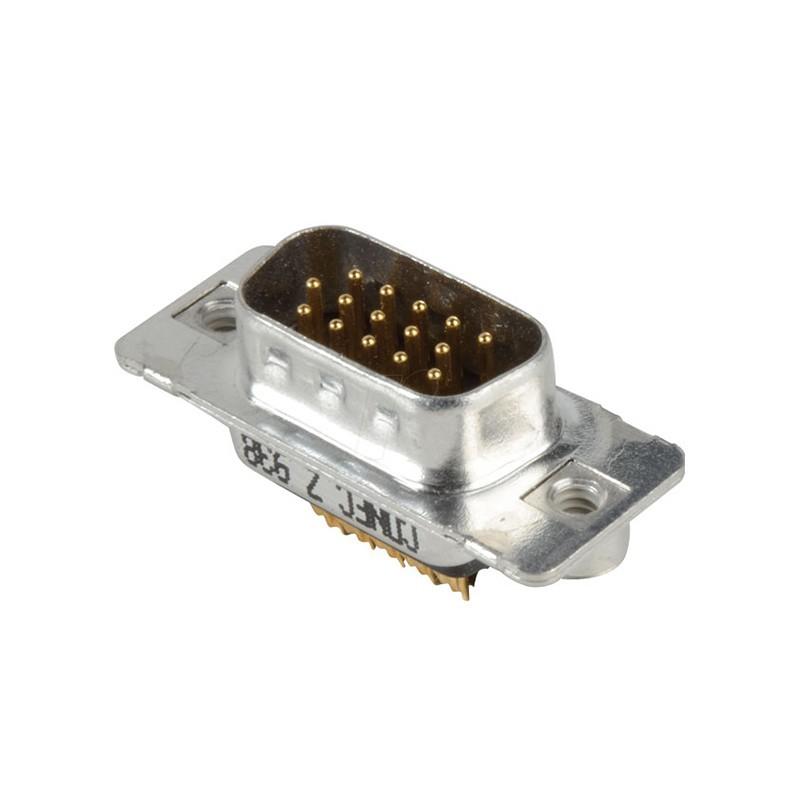 کانکتور VGA نری 15 پین سر کابلی
