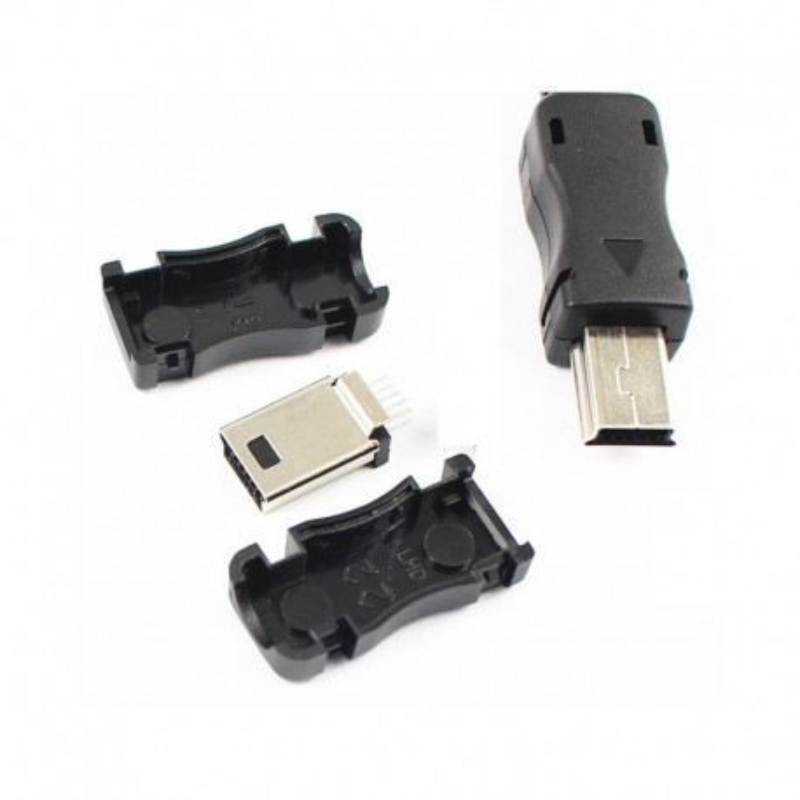 کانکتور مینی USB سر کابلی