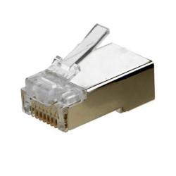 سوکت شبکه CAT5 RJ45 SFTP برند 3COM