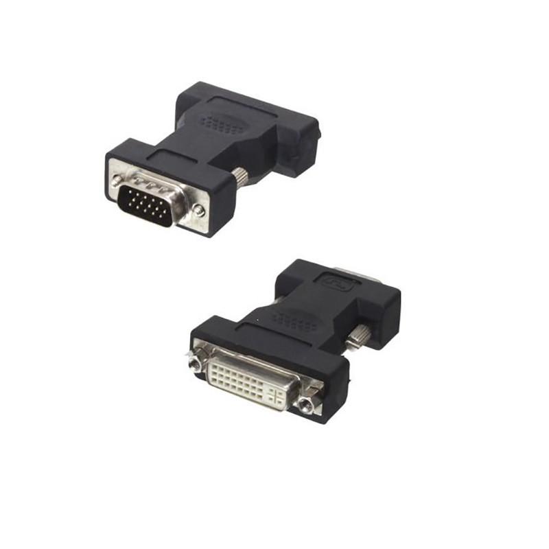 تبدیل VGA به DVI-D مادگی
