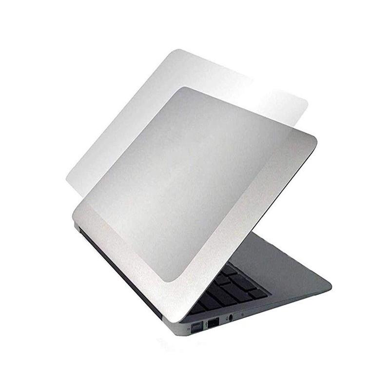 برچسب ضد خش شفاف پشت لپ تاپ