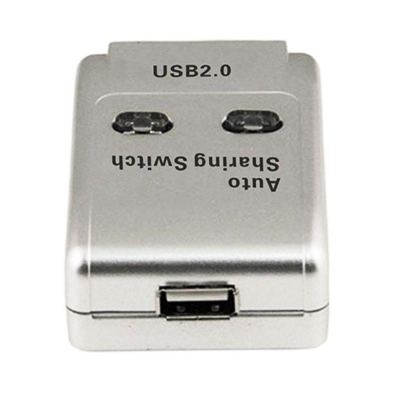 دیتا سوئیچ اتوماتیک USB دو پورت