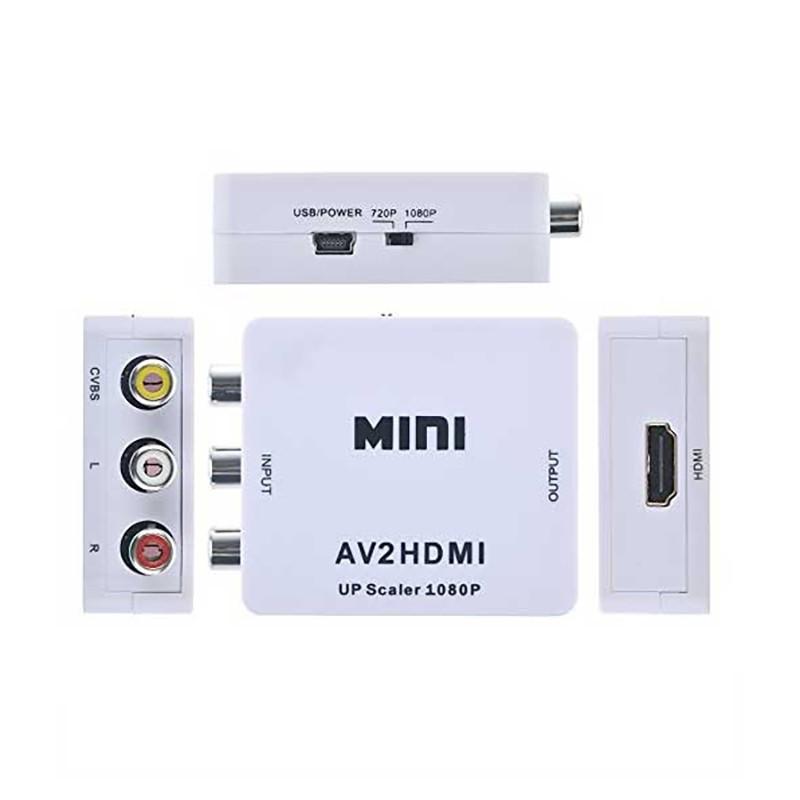 تبدیل AV به HDMI برند MINI