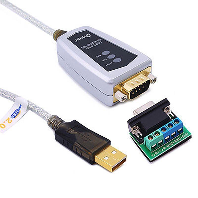 تبدیل USB به RS485 / RS422 برند DTECH مدل DT-5119