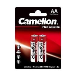 باتری قلمی 2 تایی کملیون Plus Alkaline