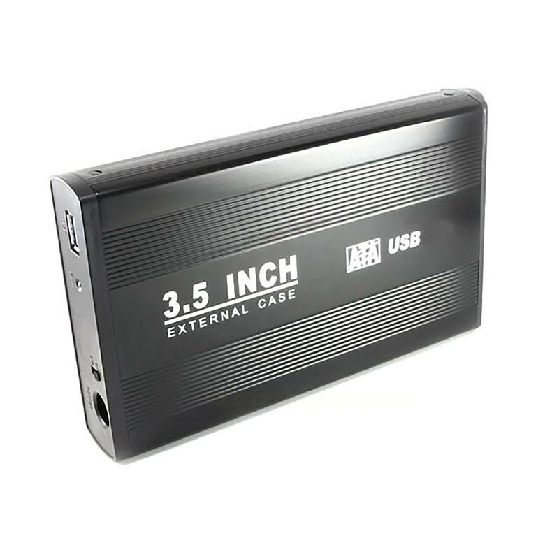 باکس هارد 3.5 اینچ با رابط USB2.0