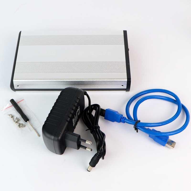 باکس هارد 3.5 اینچ با رابط USB3.0