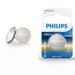 باتری سکه ای فیلیپس CR2025