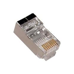 سوکت شبکه CAT6 RJ45 SFTP AMP